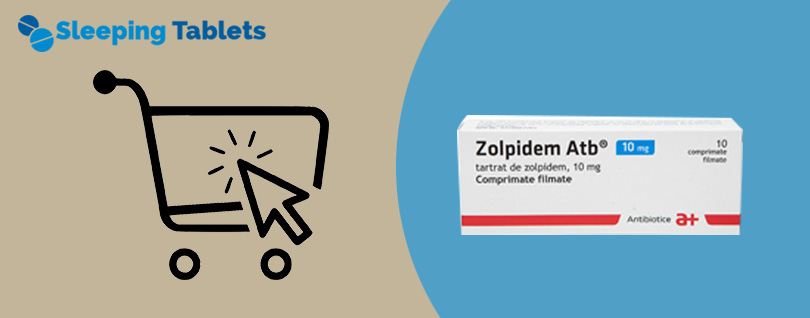 Buy Zolpidem Sleeping Tablets Online Now