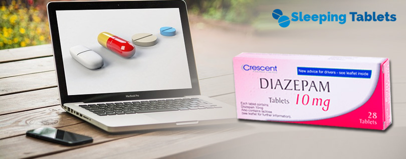 Diazepam 10mg Tablets Are for Sale Online
