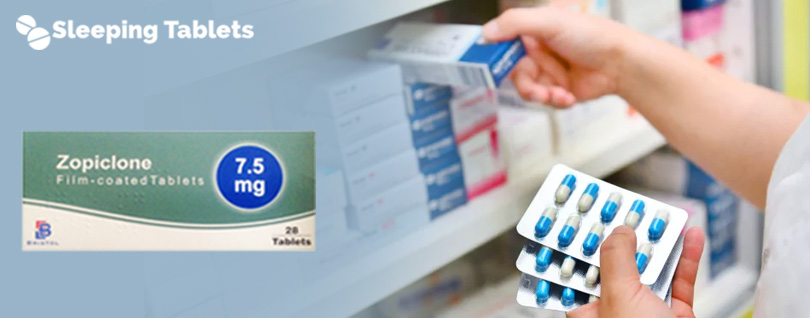 Buy Zopiclone in the UK Now