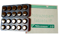 Nitrazepam 10mg Tablets